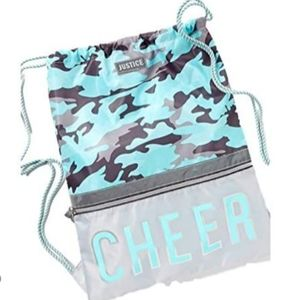 Cheer Drawstring Bag